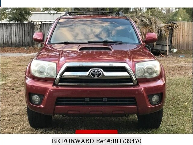 Used 2007 TOYOTA 4RUNNER BH739470 for Sale
