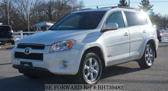 Used 2012 TOYOTA RAV4 BH739482 for Sale