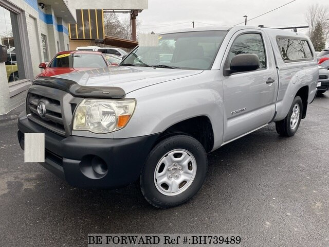 Used 2007 TOYOTA TACOMA BH739489 for Sale