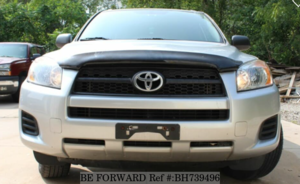 Used 2012 TOYOTA RAV4 BH739496 for Sale
