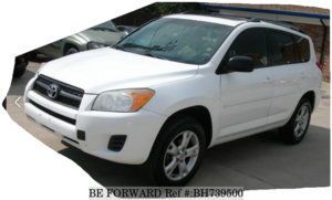 Used 2012 TOYOTA RAV4 BH739500 for Sale