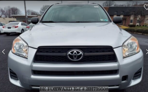 Used 2012 TOYOTA RAV4 BH739508 for Sale