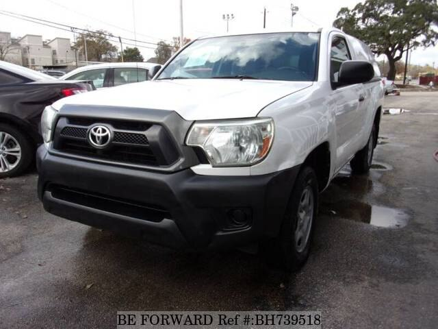 Used 2013 TOYOTA TACOMA BH739518 for Sale