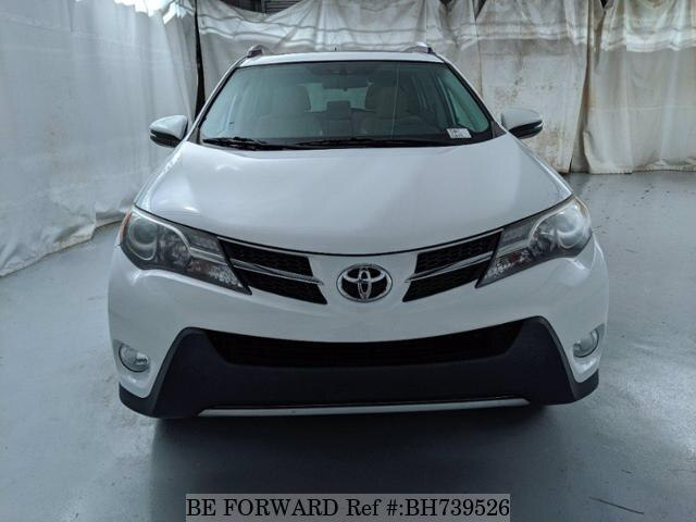 Used 2013 TOYOTA RAV4 BH739526 for Sale