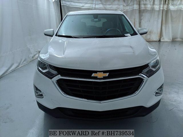 Used 2018 CHEVROLET EQUINOX BH739534 for Sale