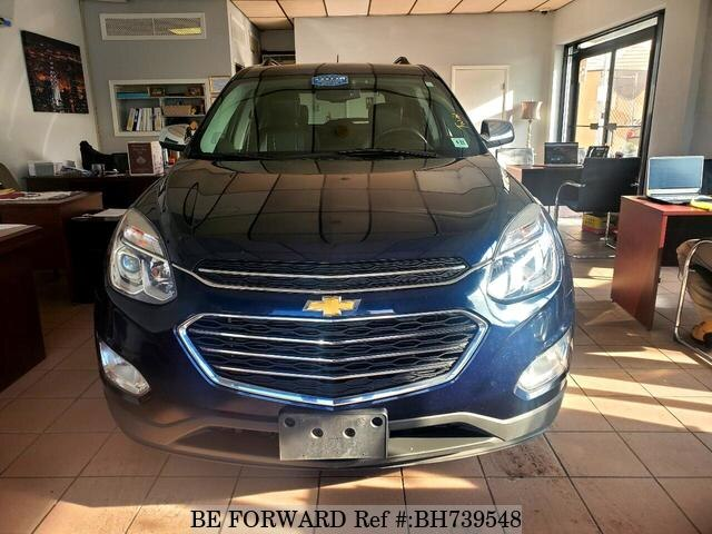 Used 2016 CHEVROLET EQUINOX BH739548 for Sale