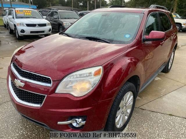 Used 2010 CHEVROLET EQUINOX BH739559 for Sale