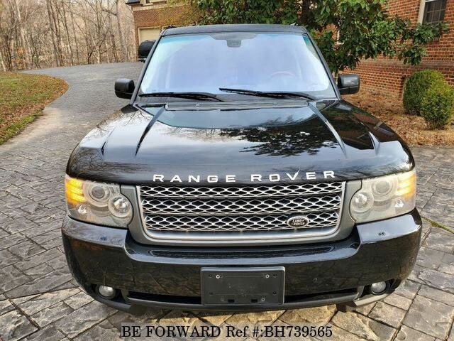 Used 2010 LAND ROVER RANGE ROVER BH739565 for Sale
