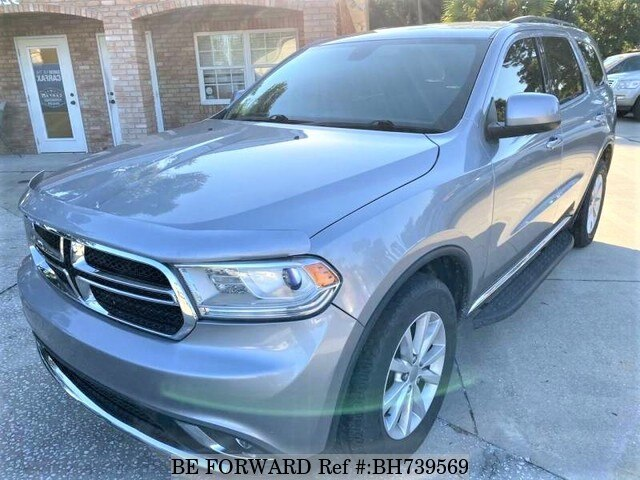 Used 2014 DODGE DURANGO BH739569 for Sale