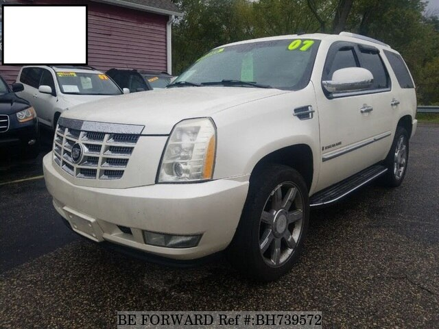 Used 2007 CADILLAC ESCALADE BH739572 for Sale