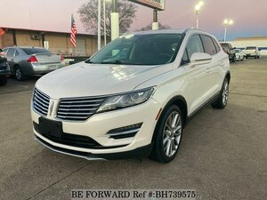Used 2015 LINCOLN LINCOLN OTHERS BH739575 for Sale