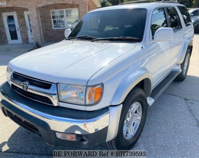 Used 2002 TOYOTA 4RUNNER BH739593 for Sale