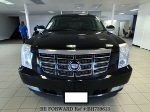 Used 2009 CADILLAC ESCALADE BH739613 for Sale