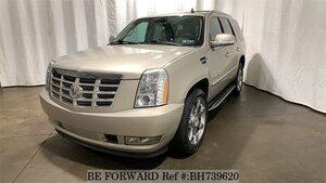 Used 2009 CADILLAC ESCALADE BH739620 for Sale