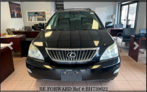 Used 2009 LEXUS RX BH739622 for Sale
