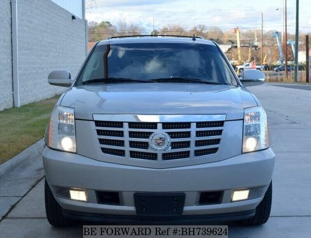 Used 2009 CADILLAC ESCALADE BH739624 for Sale