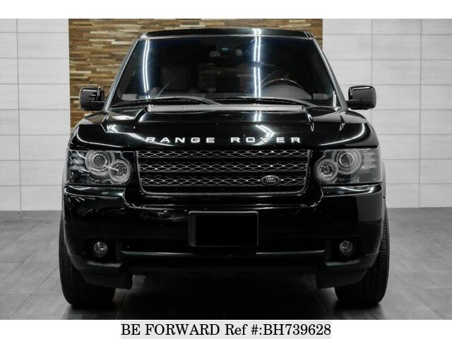 Used 2012 LAND ROVER RANGE ROVER BH739628 for Sale