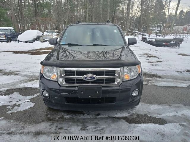 Used 2011 FORD ESCAPE BH739630 for Sale