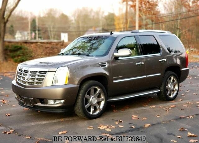 Used 2011 CADILLAC ESCALADE BH739649 for Sale