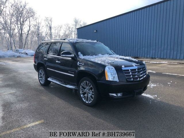 Used 2012 CADILLAC ESCALADE BH739667 for Sale