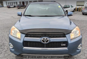 Used 2012 TOYOTA RAV4 BH739683 for Sale