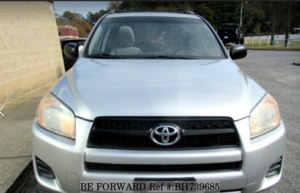 Used 2012 TOYOTA RAV4 BH739685 for Sale