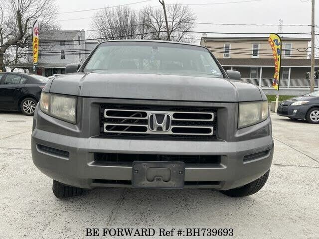 Used 2008 HONDA RIDGELINE BH739693 for Sale