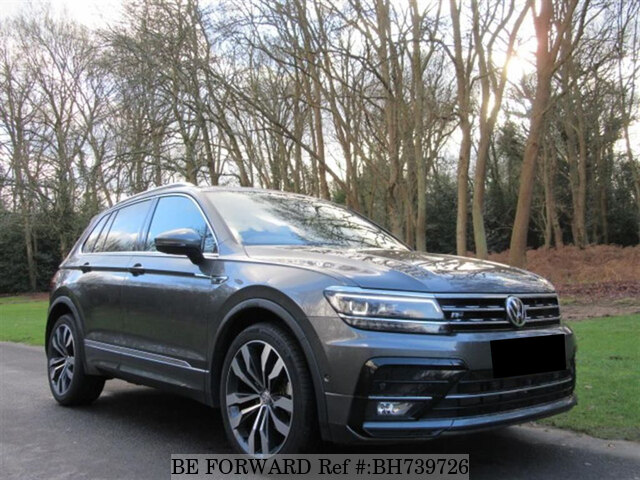 Used 2020 VOLKSWAGEN TIGUAN BH739726 for Sale