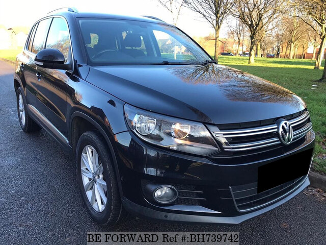 Used 2013 VOLKSWAGEN TIGUAN BH739742 for Sale