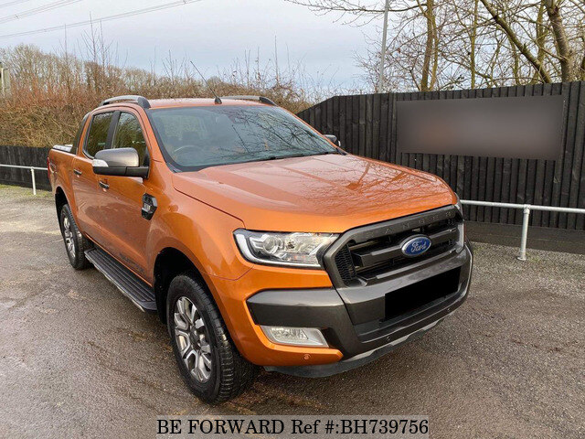 Used 2018 FORD RANGER BH739756 for Sale