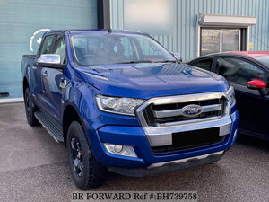 Used 2016 FORD RANGER BH739758 for Sale