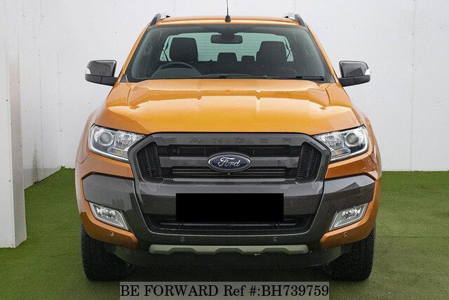 Used 2018 FORD RANGER BH739759 for Sale
