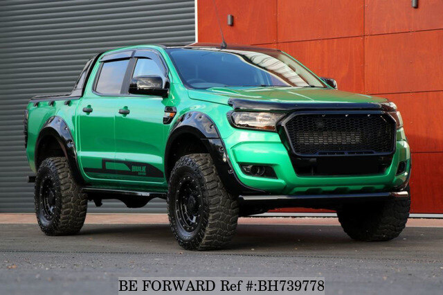Used 2016 FORD RANGER BH739778 for Sale
