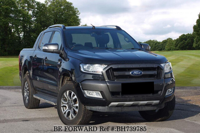 Used 2018 FORD RANGER BH739785 for Sale
