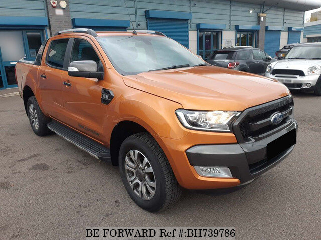 Used 2017 FORD RANGER BH739786 for Sale