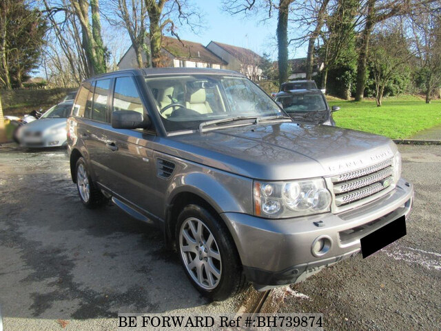 Used 2008 LAND ROVER RANGE ROVER SPORT BH739874 for Sale