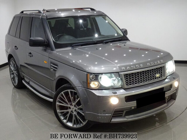 Used 2008 LAND ROVER RANGE ROVER SPORT BH739923 for Sale