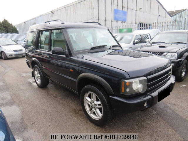 Used 2004 LAND ROVER DISCOVERY BH739946 for Sale