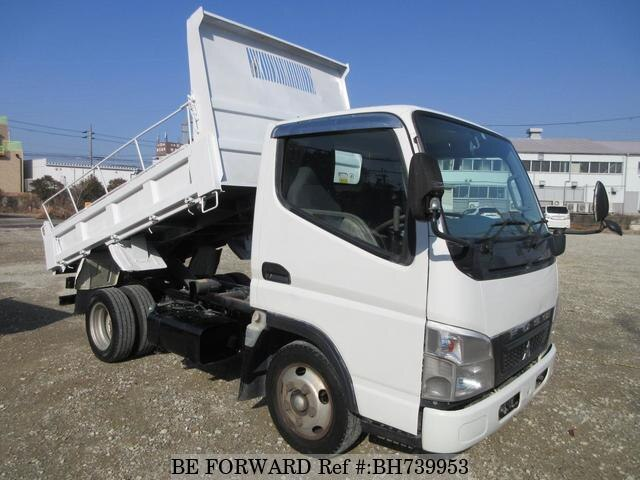 Used 2009 MITSUBISHI CANTER BH739953 for Sale
