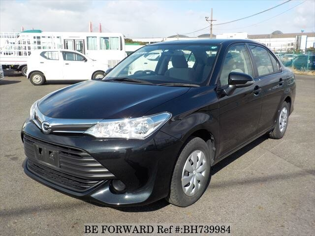 Used 2017 TOYOTA COROLLA AXIO BH739984 for Sale