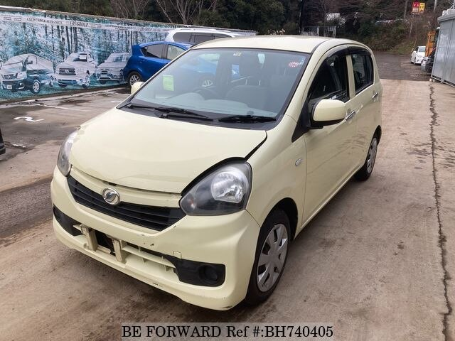 Used 2014 DAIHATSU MIRA ES BH740405 for Sale