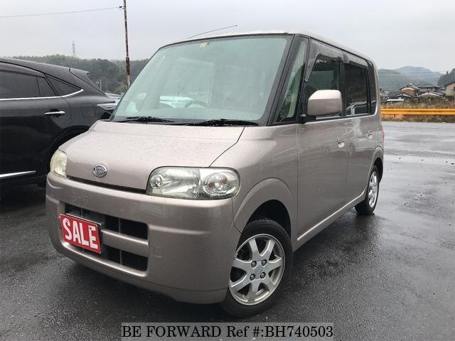 Used 2005 DAIHATSU TANTO BH740503 for Sale