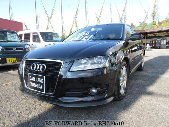 Used 2012 AUDI A3 BH740510 for Sale