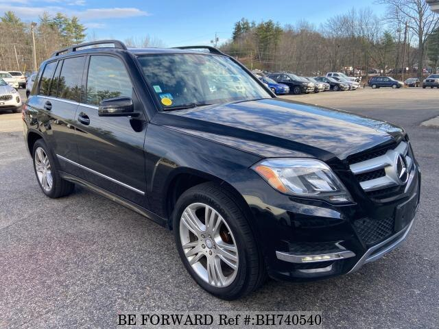 Used 2013 MERCEDES-BENZ GLK-CLASS BH740540 for Sale