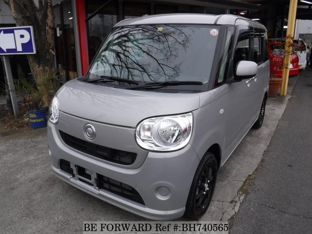 Used 2016 DAIHATSU MOVE CANBUS BH740565 for Sale