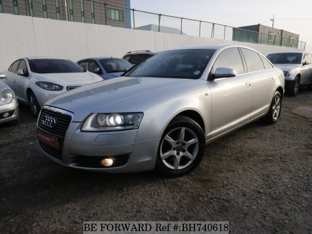 Used 2007 AUDI A6 ALLROAD QUATTRO BH740618 for Sale