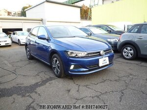 Used 2019 VOLKSWAGEN POLO BH740627 for Sale