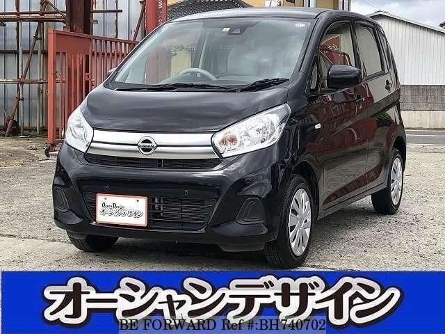 Used 2019 NISSAN DAYZ BH740702 for Sale