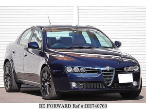 Used 2008 ALFA ROMEO 159 BH740763 for Sale