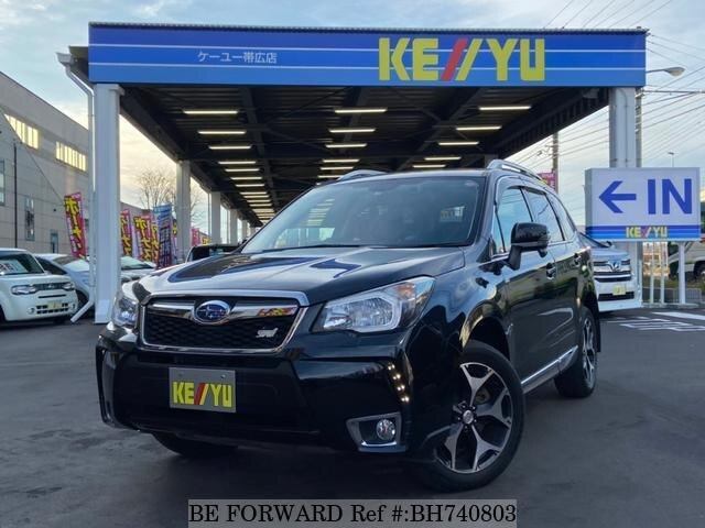 Used 2013 SUBARU FORESTER BH740803 for Sale